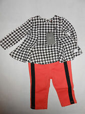 New Seven for all Mankind Girl's 2pc set 3-6months