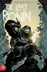 TMNT THE LAST RONIN 3 1:10 Freddie Williams II Variant IDW NM 5/12 2021Pre-sale