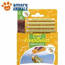 Tetra Fresh Delica Daphnia - Daphnie fresche per pesci d'acqua dolce