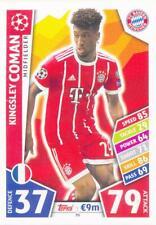 Champions League 17/18 - 70 - Kingsley Coman - FC Bayern München