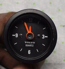 Volvo 240 Quartz VDO 52mm Clock  242 244 245 = tested working
