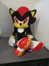 """Sega-2005 The Hedgehog-17"""" Black Shadow-Toy Network #886"""