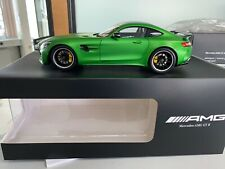 Mercedes Benz AMG GT R green Beast 1:18 Modell B66960626 Edition 2020 Norev
