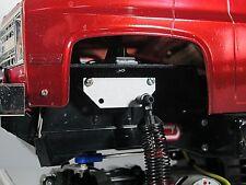 Aluminium Suspension Lift Plates Tamiya RC 1/10 Super ClodBuster Bullhead Truck
