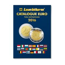 Catálogo monedas y billetes de Euro Leuchttrum Edición 2016 ( En Alemán)