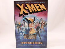 VERY GOOD+!! X Men Codename Wolverine by Christopher Golden