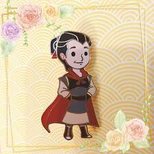 Disney Li Shang Chibi Fantasy Pin; Mulan, military