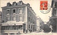 CPA 65 LOURDES HOTEL DE L'UNIVERS ARQUE NICOLEAU Bd DE LA GROTTE