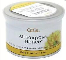 GiGi All Purpose Honee Wax 8 oz ( 2 Pack)