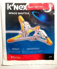 K'Nex space shuttle building set, Three(3) pack, Brand New
