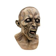 Mascara delux Scream Zombie V2 World War Z en latex. Envio gratis peninsula