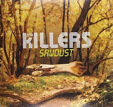 "THE KILLERS ""SAWDUST (THE RARITIES)"" 2 LP VINYL NEW+"