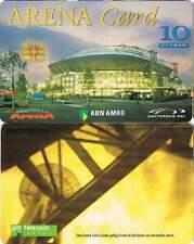 Arenakaart A003-01 10 gulden: Arena Buitenkant