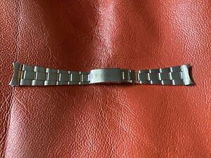 ~Rare~ Vintage 1976 Rolex Oyster Stainless Steel Bracelet 7835 / 357 Endlinks