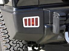 Pro-One Hummer H2 Rear Bumper Light Guards