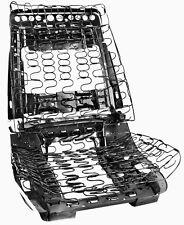 1969-72 EL CAMINO SEAT FRAME ASSY FRONT BUCKET