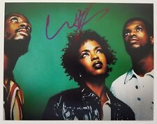 Wyclef Jean Signed 8x10 Photo The Fugees Score Refugee Allstars Hip Hop Legend