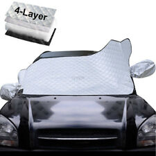 Universal Car Front Windshield Snow Cover Frost Sun Shade Protector Shield