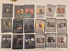 Star Wars Ccg OVER 400 CARDS many rare cards: Luke, Obi Wan, Vader, Falcon...