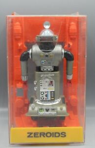 1968 vintage ZEROIDS Zintar Ideal toy robot original 1960's space toy WOW !!!