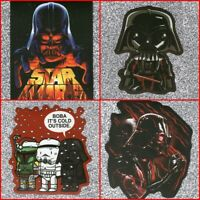 Darth Vader Vinyl Sticker Lot (2 options)