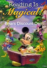 disney - Reading Is Magical! - 3D Collector's Card - New