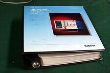 Tektronix 11401 11402 Users Reference Manual