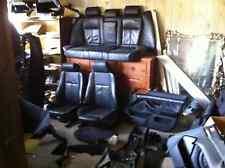 BMW E39 540i 528i 530i BLACK INTERIOR SEAT CARPET SPORT HEATED SHADE COMPLETE