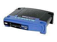 Linksys Befsr81 Etherfast Cable/Dsl Router with 8-Port Switch (new-in-box)