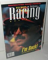 NASCAR Beckett February 1996 Issue #18 Ernie Irvan Texaco Havoline Racing