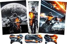 Battlefield 4 Xbox 360 Skins Adhesivos De Vinilo De Consola almohadillas controladoras