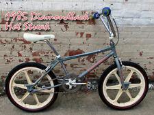 Vintage 1985 Diamondback Hot Streak BMX, Freestyle Bicycle, All Original.
