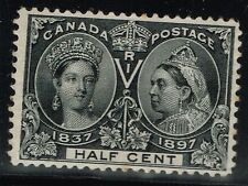 Canada SG# 121, Mint Hinged, Small Side Thin.    Lot 06142015