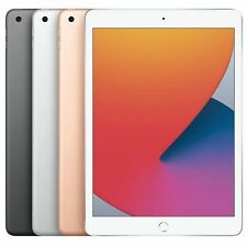 """Apple iPad 10.2"""" 128GB (2020 Model) with Wi-Fi  8th Generation Choose Color"""