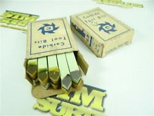 """New listing Lot Of 20 New! Carbide Tipped Tool Bits 5/16"""" Shanks D-5 General Purpose"""