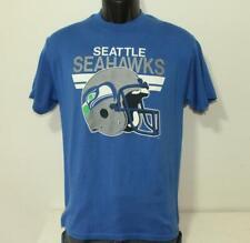 Seattle Seahawks NFL vintage T shirt Vintage Gift For Men Women Funny Navy Tee