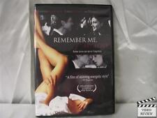Remember Me, My Love (DVD, 2005) Monica Bellucci