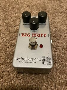 Electro-Harmonix Ram's Head Big Muff Pi Fuzz/Distortion/Sustainer