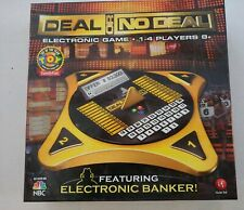 Deal or No Deal Electronic Game 2006 Irwin Toys NBC 1-4 Players Toy Of The Year