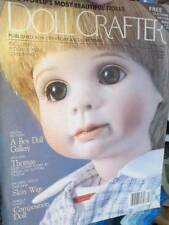Doll Crafter April 1990 Magazine With Smocked Bishop Dress Pattern