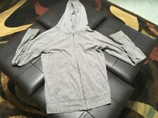 SO Girls Sweatshirt Hoodie Size 12 Gray