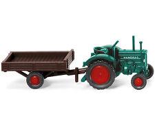 Wiking 095303 - Hanomag R16 mit Anhänger - Spur N - NEU