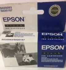 Epson s020093/s020187 Black t050140 pour stylus photo 700/750/1200