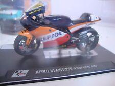 APRILIA RSV250  FONSI NIETO 2004   IXO 1/24