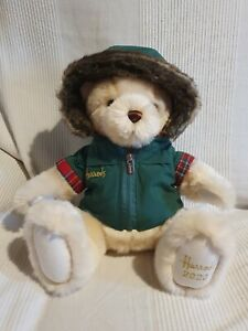 Harrods Collectable St Nicholas Christmas 2020 Bear Complete With Tags.