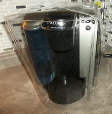 Clear Heavy Vinyl Keurig & Other K Cup Coffee Maker Covers