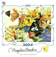 CEACO JIGSAW PUZZLE SPRING TULIPS MARJOLEIN BASTIN 300 PCS #2236-3