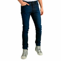 DIESEL TROXER R4HR8 Mens Denim Jeans Stretch Slim Fit Skinny Casual Pants