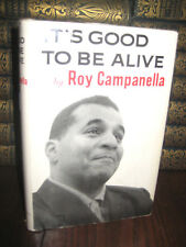 1st Edition IT'S GOOD TO BE ALIVE Roy Campanella BASEBALL Memoir BIOGRAPHY