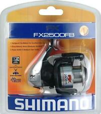 Shimano FX 2500 FB Front Spinning Reel Drag Clam - Graphite Frame/Sideplate